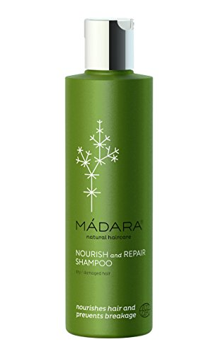 MADARA COSMETICS NOURISH AND REPAIR SHAMPOO, 250 ml