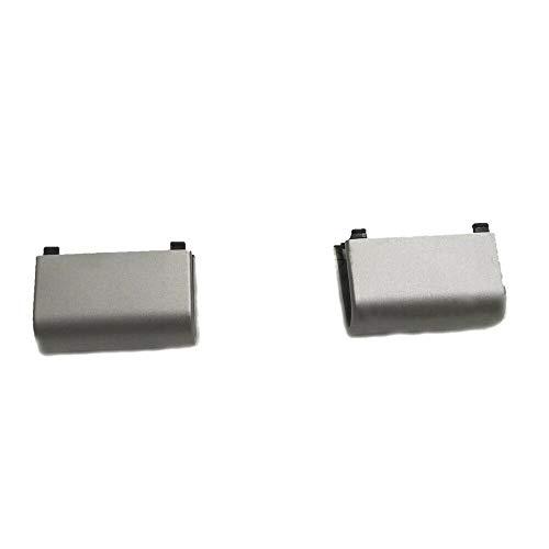 Zahara - Juego de 2 tapas de bisagra de pantalla con cristal líquido derecho + izquierda para HP Pavilion DV6-3000