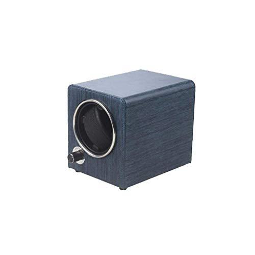 HYCy Enrollador de Reloj, Dispositivo de Mesa de agitación Agitador oscilante Reloj mecánico automático Mesa giratoria Mini máquina Caja de bobinado Caja de Reloj