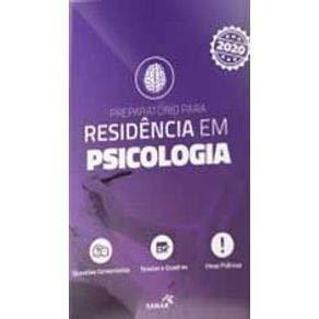 Preparatório Para Residência em Psicologia