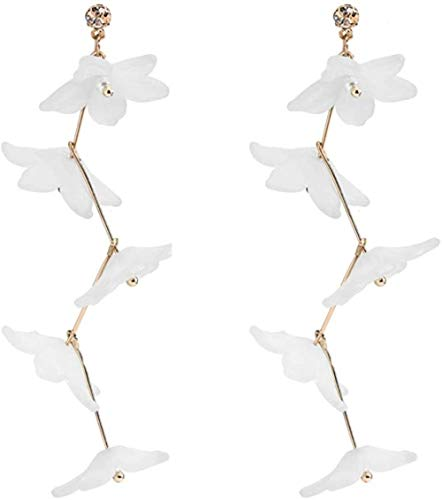 Earring Simple and fashionable super fairy earrings, exquisite fashionable and popular classic temperament,