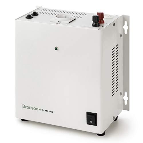 Bronson++ MII 2000 Trenntransformator Trenntrafo 2000 Watt - In:  110V/230V - Out:  230V