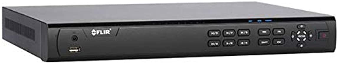 Flir Digimerge M3200 Series MPX Megapixel Over Coax Series DVR. 2 HDD Slots. Works with 720p and 1080p Lorex and Flir MPX (Analog) Cameras (4 Channel No HDD)