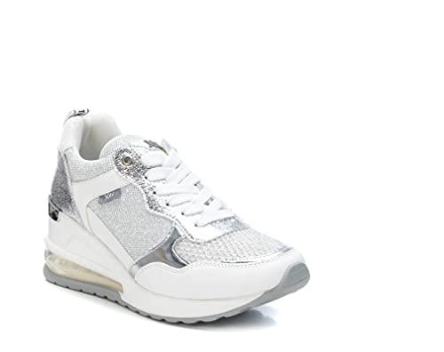 Xti 42631 - Zapatillas deportivas para mujer y niña Gris Size: 37 EU