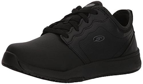 Dr. Scholl's Shoes Women's Drive Slip-Resistant Sneaker, Black, 9 W US