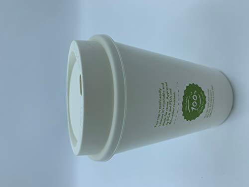 Mehrwegbecher Coffee-to-Go Becher inkl. Deckel 0,3l | 100% recyclebar | BPA-Frei | wiederverwendbar @ Kaffee-Becher Trink-Becher | Spülmaschinenfest (10)
