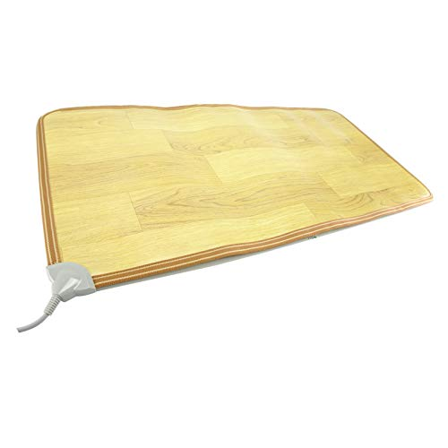 Carbon Feed Heizmatte 55x105cm beheizbare Fußmatte 155Watt infrarot Heizteppich