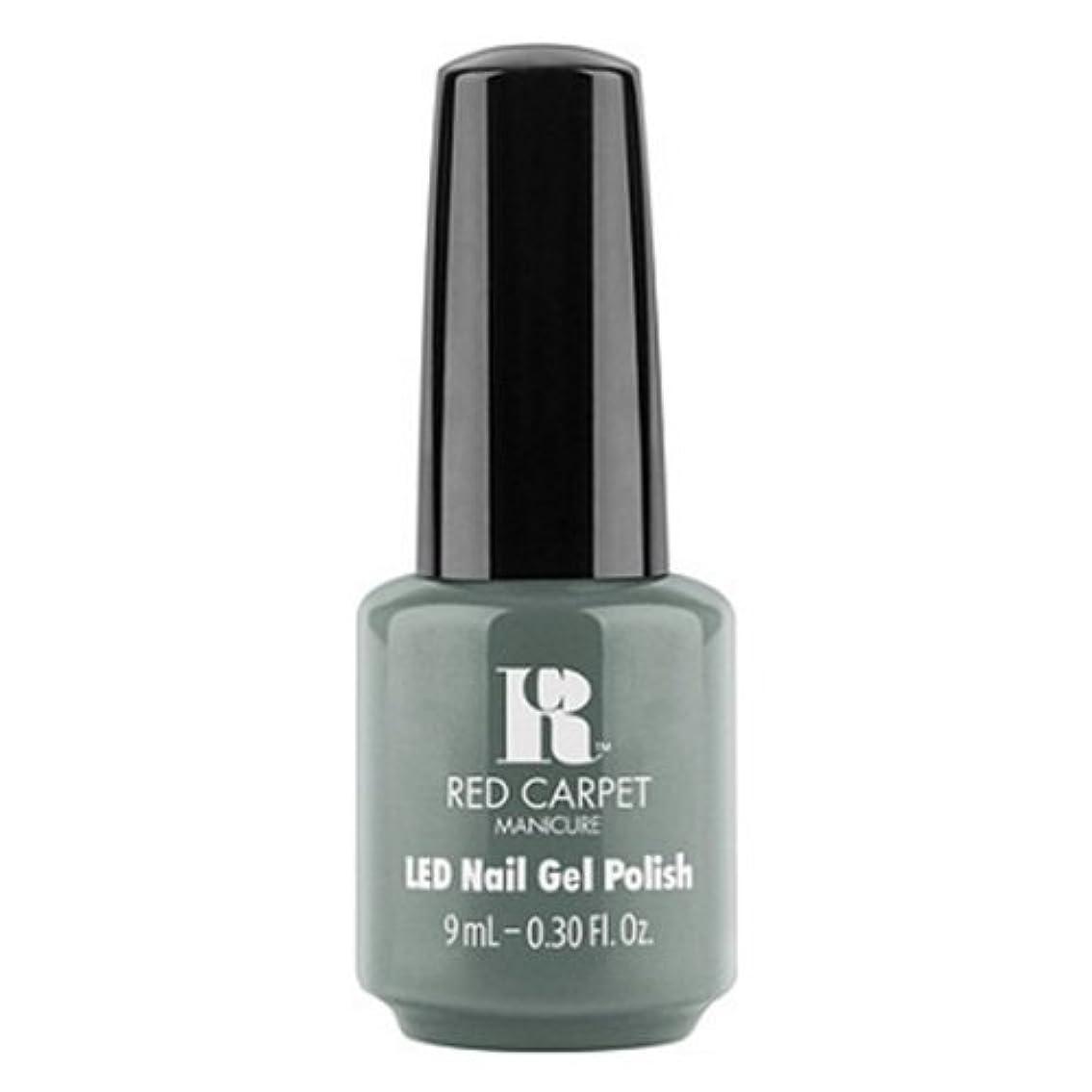 害主人住居Red Carpet Manicure - LED Nail Gel Polish - No Photos - 0.3oz / 9ml