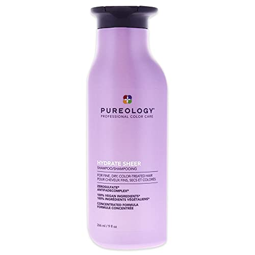 2. Pureology Hydrate Sheer Shampoo 250ml