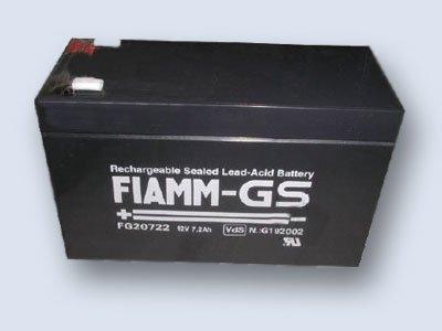 SECOMP Spezial Batterie Fuer USV 12V/7Ah