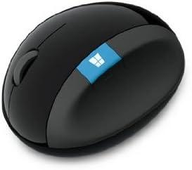 Microsoft Sculpt Ergonomic Mouse - Ratón ergonómico ...