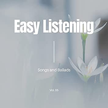 Easy Listening Songs And Ballads, Vol. 05