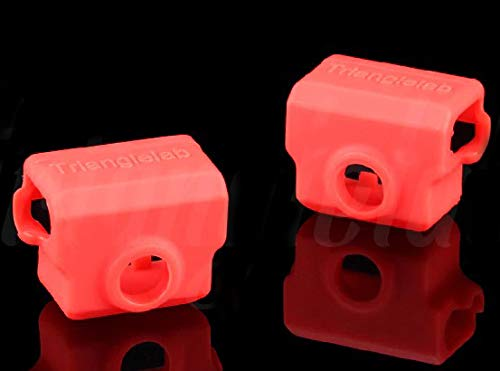 (2pcs) Silicone Sock for The Slice Engineering Mosquito Hotend - by GO-3D PRINT