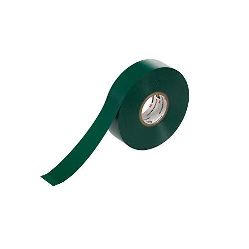 3M スコッチ No.35 ハーネステープ 緑色 19mmX0.18mmX20m 電気絶縁
