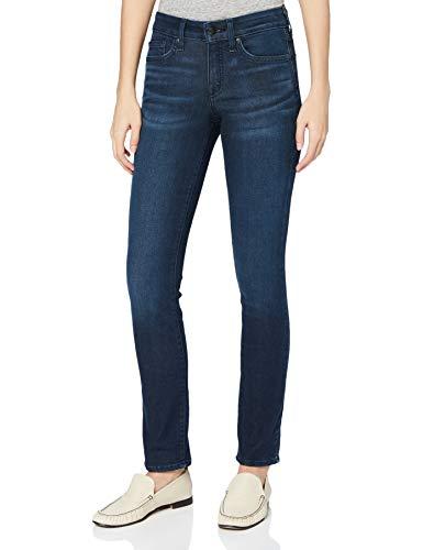 NYDJ Damskie legginsy dżinsowe Alina Slim, Niebieski (Morgan), 30 PL