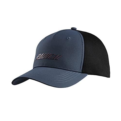 HEAD Unisex-Erwachsene Radical Cap Tennis, grau/schwarz, Einheitsgröße