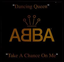 Dancing Queen / Take A Chance On Me (Promo Label)