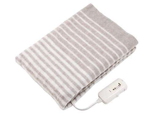 コイズミ 電気毛布 敷毛布 丸洗い可 130×80cm KDS-4092