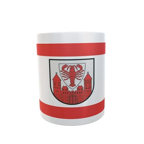 U24 Tasse Kaffeebecher Mug Cup Flagge Cottbus