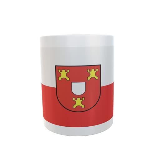 U24 Tasse Kaffeebecher Mug Cup Flagge Kalkar