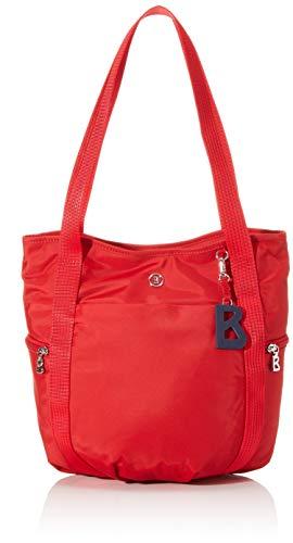 Bogner Verbier Vlexa Shopper Damen Tasche aus Synthetik, lhz, 21x27x37 cm