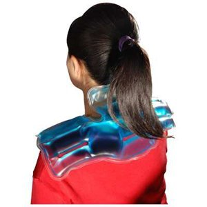 Reusable Instant Heating Pack for Shoulders and Neck Large Size Therapy Heat Wrap