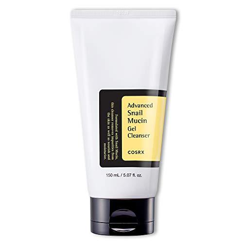 COSRX Advanced Snail Mucin Gel Cleanser 5 fl.oz / 150ml | Snail Secretion Filtrate | Korean Skin Care