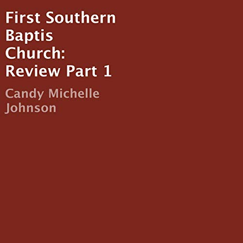 First Southern Baptis Church audiobook cover art