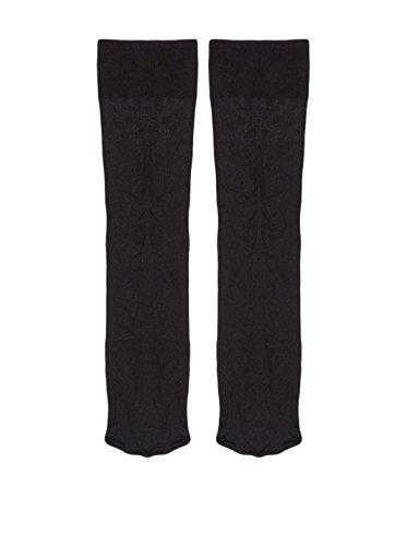 Marie Claire e Kler Pack x 6 Calcetines Negro EU 39-42