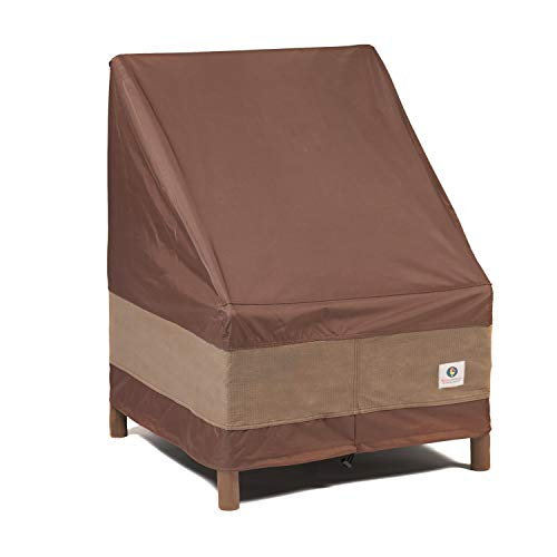 Duck Covers Ultimate Waterproof Patio Lounge Chair Cover, All Weather Protection, Durable Outdoor Lawn Patio Furniture Covers, 32W x 37D x 36H inch