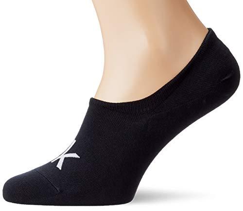 Liner-Socken mit Logo für Herren von CALVIN KLEIN - Schwarz - 39/42
