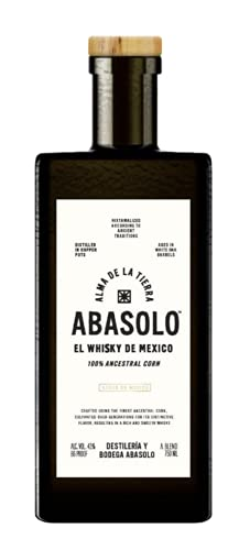 Whisky de Mexico Peated Cask Strength -Abasolo- 70cl 43%