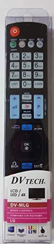A-One Mando a Distancia Compatible con televisores LG