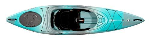 Wilderness Systems Aspire 100 | Sit Inside Recreational Kayak | Adjustable Skeg - Phase 3 Air Pro Seating | 10' | Breeze Blue