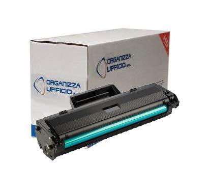 Organizza Ufficio Toner O-W1106A, compatibile con HP'SENZA CHIP' per Laser MFP 135a, 135w, 137fnw, 107a, 107w, 106a.