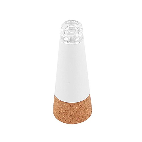 Tappo di sughero con luce LED, ricaricabile tramite USB, per...