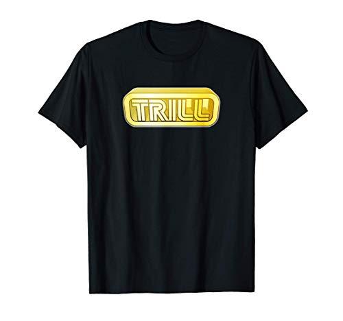 Trill Houston Hip Hop Texas Music Screw Chopped UGK T-Shirt