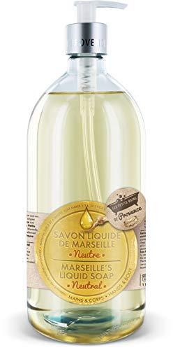 Les Petits Bains de Provence Savon Liquide Neutre