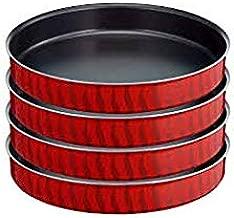 Tefal Les Specialistes Oven Dish Set Kebbe, Red, 28,30,34,38 cm, J1326982