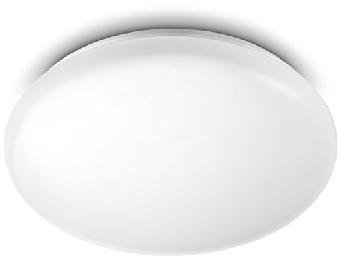 Philips Plafón de Techo Iluminación Funcional para Interiores, Blanco