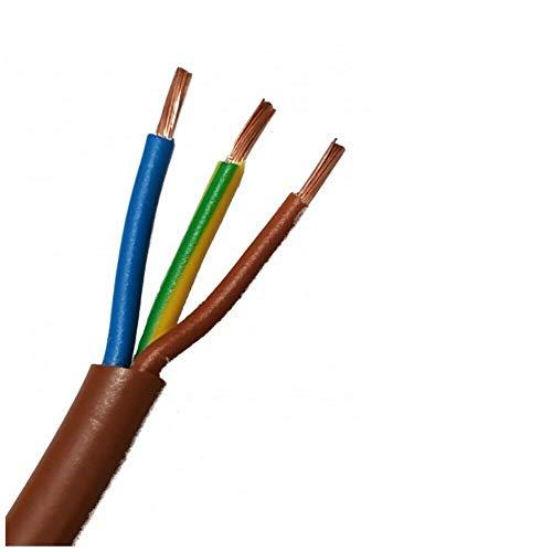 CAVO FS18 - Cable eléctrico múltiple de energía, alargador de luz, 2...