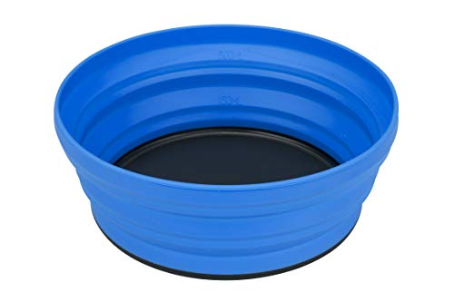 Sea To Summit Unisex's X Collapsible Silicone Bowl-Blue, One size