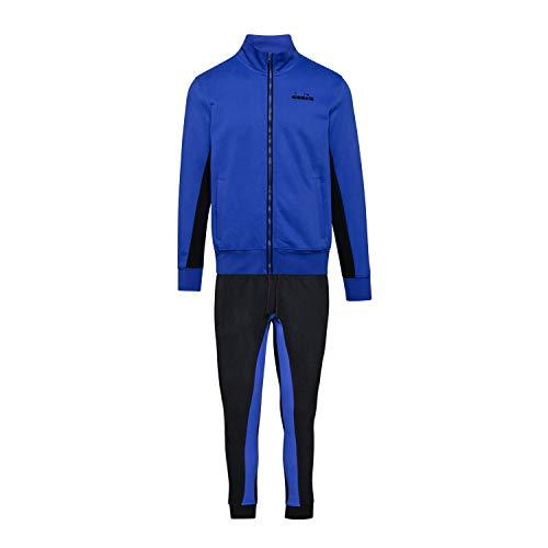 Diadora - Tuta FZ Cuff Suit Brushed Core per Uomo (EU S)
