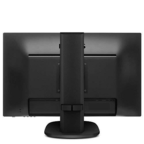 Philips 243S5LHMB - 24 Zoll FHD Monitor, höhenverstellbar (1920x1080, 60 Hz, VGA, HDMI) schwarz