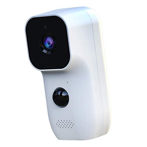 prasku Cámara HD Inalámbrico IP65 WiFi Inalámbrico Exterior Lente Gran Angular de 155 ° - X9
