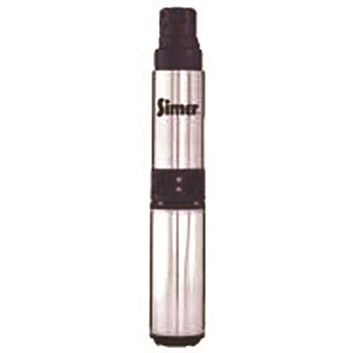 Simer 2860G 1 HP 4-Inch Submersible Well Pump