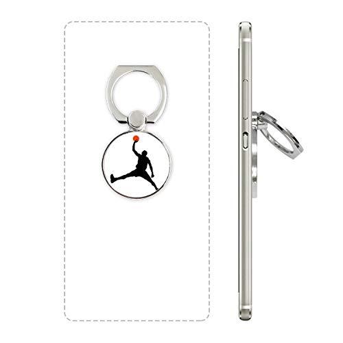 DIYthinker Slam Dunk Sport Basketbal Hardlopen Mobiele Telefoon Ring Stand Houder Beugel Universele Smartphones Ondersteuning Gift