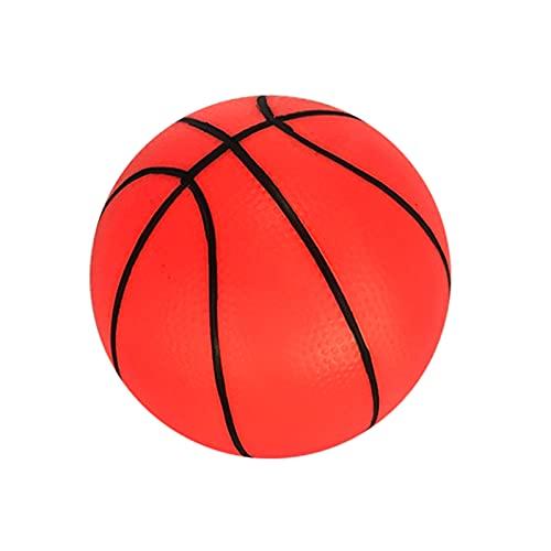 surfsexy Baloncesto inflable, bolas de playa juguetes inflables, engrosar la bola del patio de recreo portátil piscina juguete suministros para la piscina al aire libre de la playa