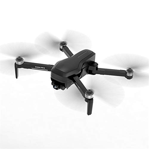 Dapang 4K Drone with Camera, Easy to Fly Foldable Drone for Adults, for Portable, Follow Me, Long Control Range, 5G WiFi Transmission, Modular Battery Advanced Selfie,Shoulder Bag Double Battery