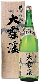 大雪渓酒造『大雪渓 純米吟醸』